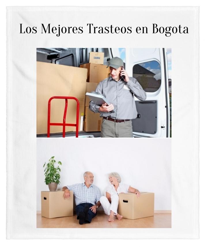Trasteos Bogota